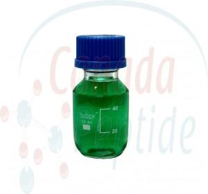 Hybex™ 50mL Glass Media Storage Bottle