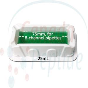 ASPIR-8™, 25ml reservoir for 8-channel pipettes, non-sterile, bulk pack
