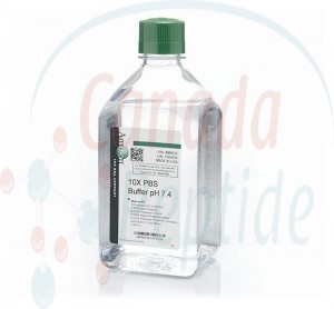 PBS Phosphate-Buffered Saline (10X) pH 7.4 500ML